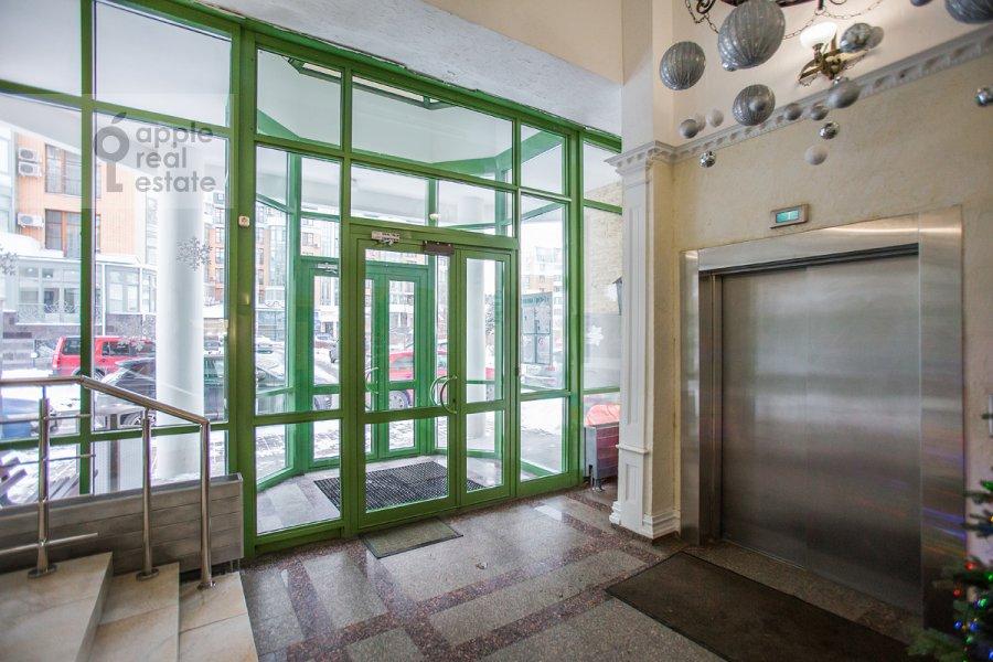 Подъезд 2-комнатной квартиры по адресу Крылатская ул. 45к1