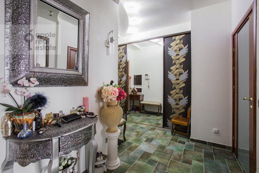 Коридор в 2-комнатной квартире по адресу Крылатская ул. 45к1