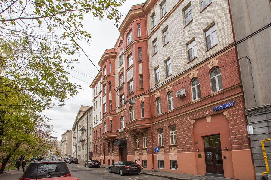 Фото дома 2-комнатной квартиры по адресу Брюсов пер. 2/14с2