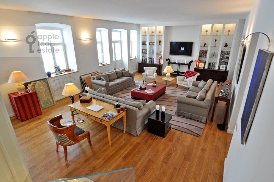 6-комнатная квартира по адресу Варсонофьевский переулок 4с1