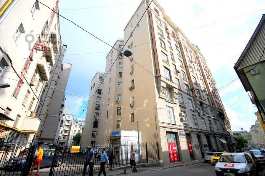 Фото дома 1-комнатной квартиры по адресу Гнездниковский Большой пер. 10