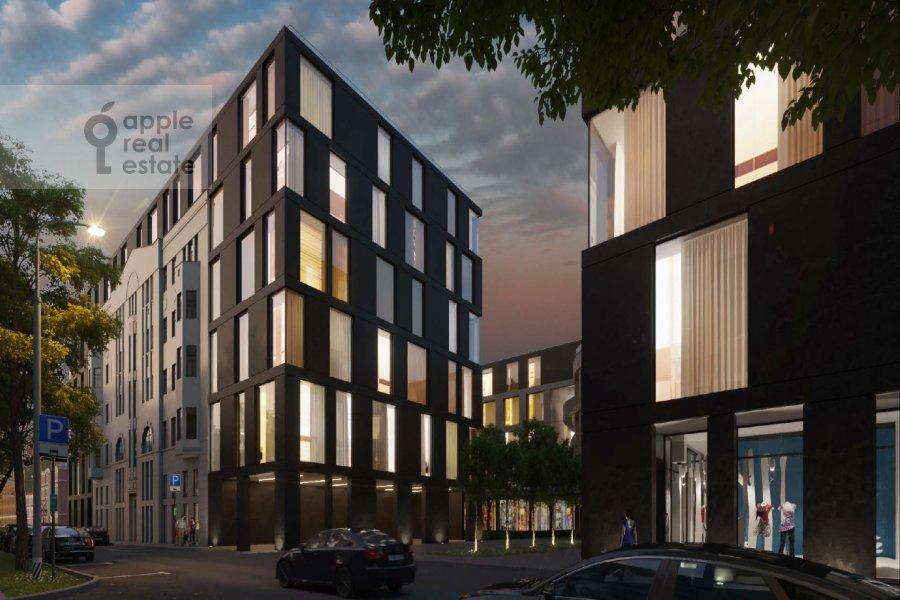 3-комнатная квартира по адресу Зубовская ул. 7D
