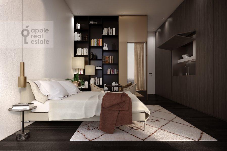3-комнатная квартира по адресу Зубовская ул. 7А