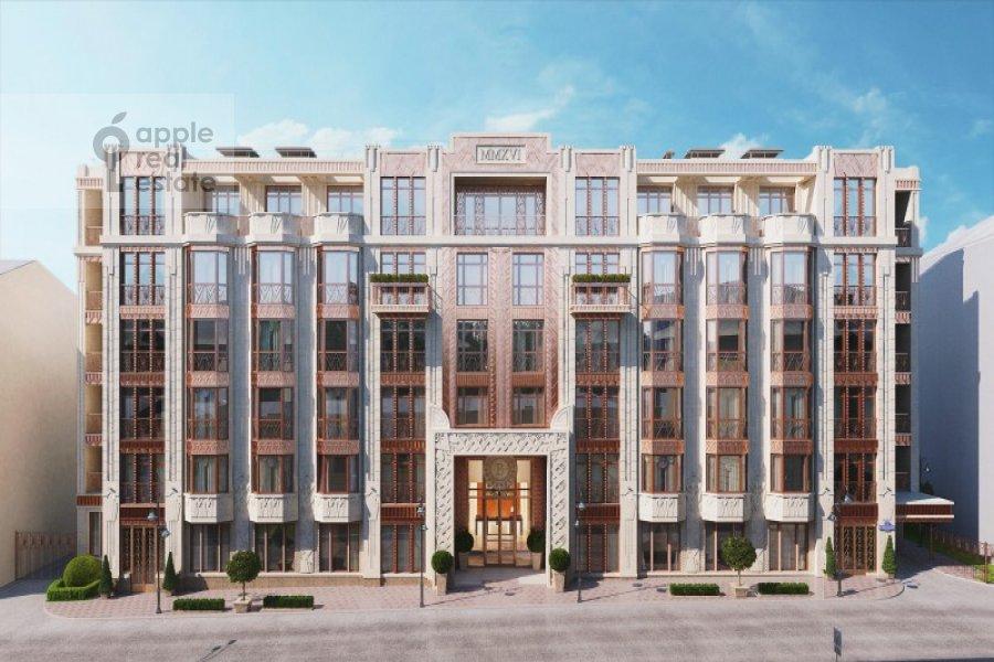 2-комнатная квартира по адресу Всеволожский пер. 5