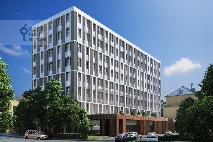 3-room apartment at Daev per. 19