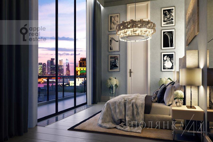 3-комнатная квартира по адресу Большая Полянка 44