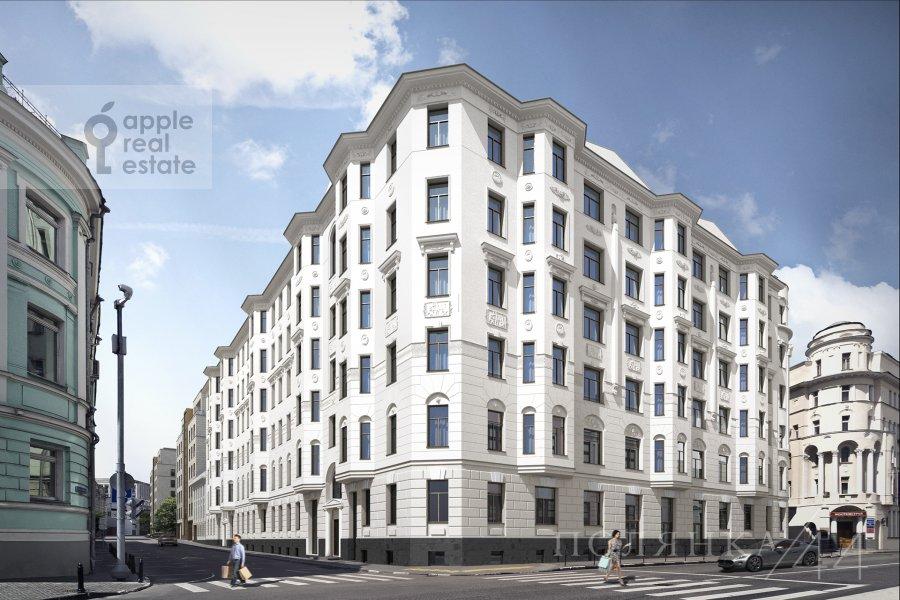 4-комнатная квартира по адресу Большая Полянка 44
