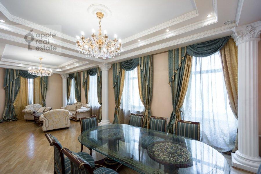5-комнатная квартира по адресу Серафимовича ул. 2