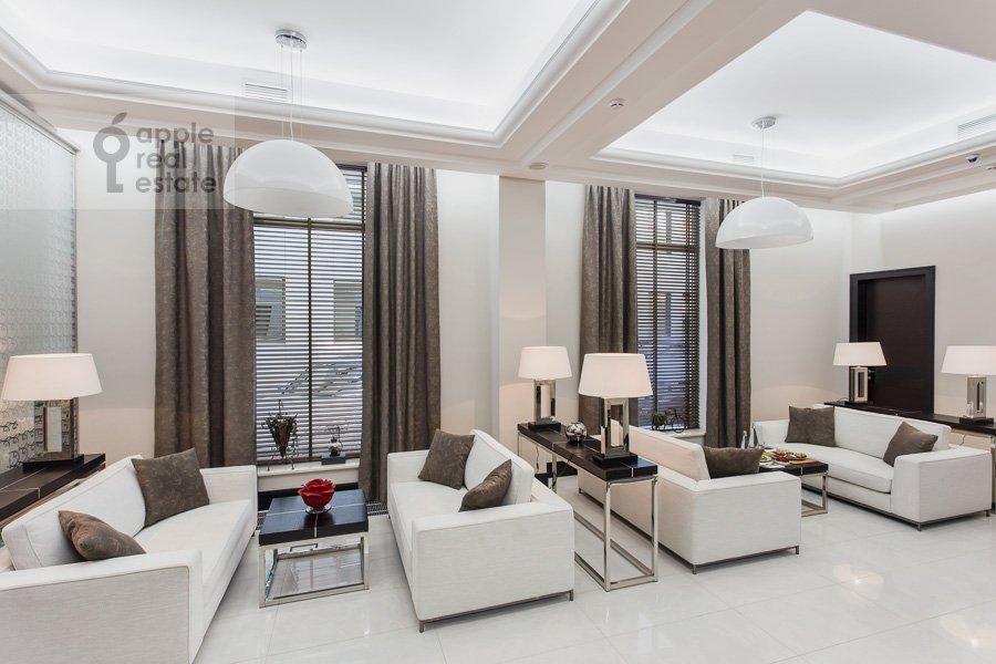 5-комнатная квартира по адресу М. Козихинский пер. 11