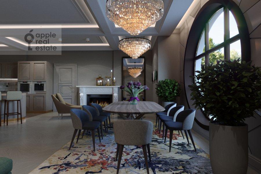 5-room apartment at M. Kozikhinskiy per. 11