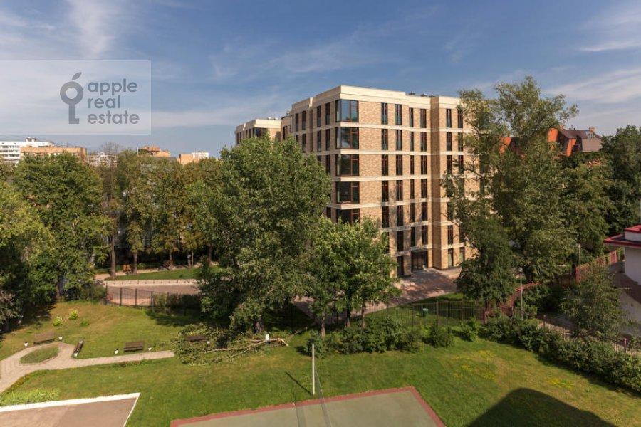 2-room apartment at Gorokhovskiy 12