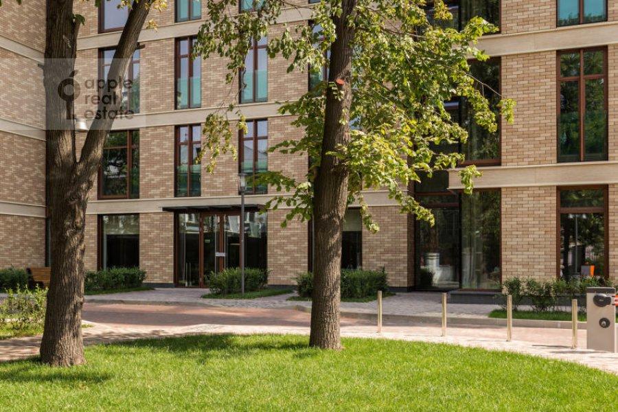 Квартира-студия по адресу Гороховский 12
