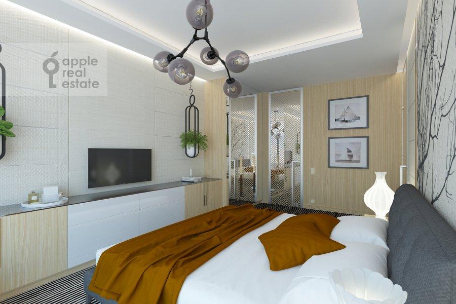 4-комнатная квартира по адресу 2-ая Брестская ул. 6