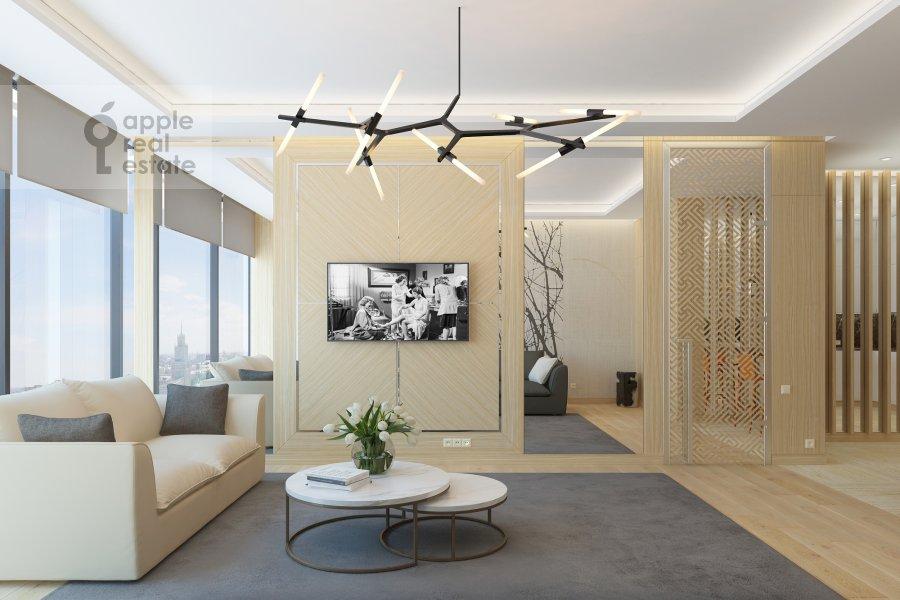 3-room apartment at 2-aya Brestskaya ul. 6