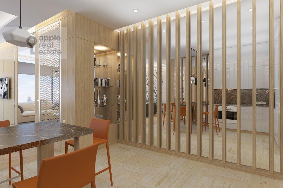 Studio apartment at 2-aya Brestskaya ul. 6