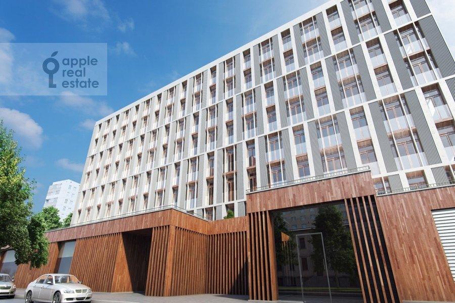 2-комнатная квартира по адресу Даев пер. 19
