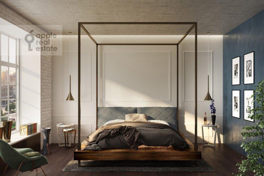 3-комнатная квартира по адресу Большая Полянка 9В
