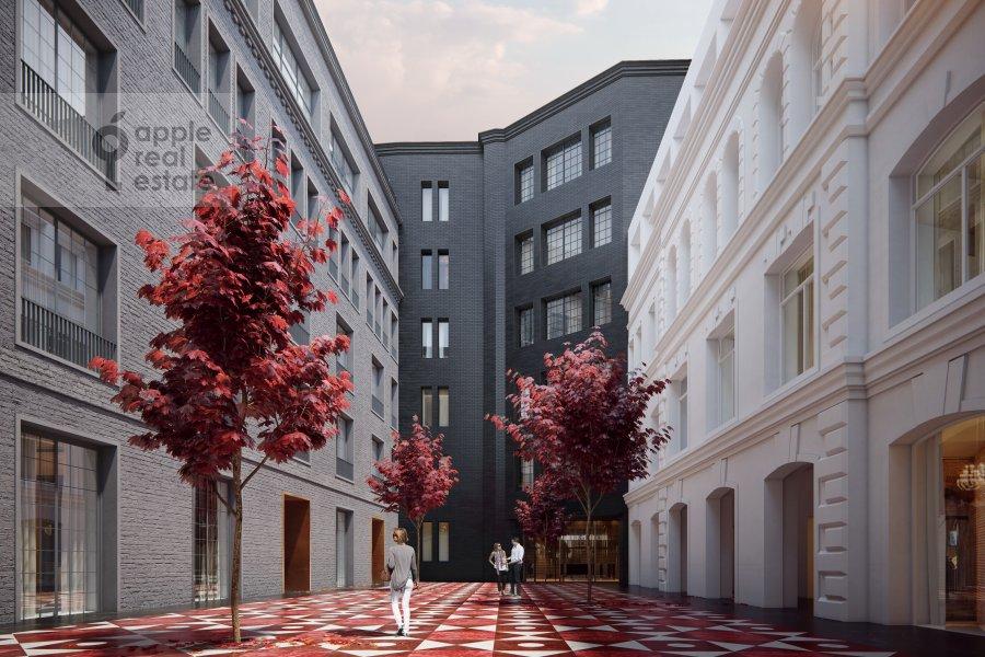 3-room apartment at Bol'shaya Polyanka 9A