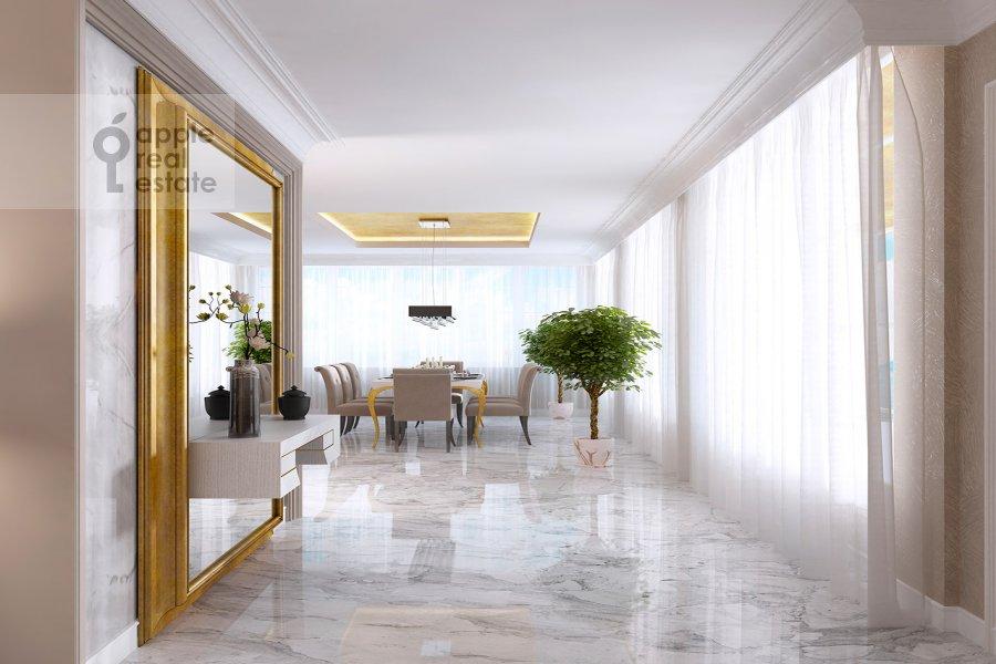 3-room apartment at Kutuzovskiy pr-t. 12