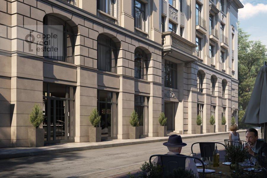 5-комнатная квартира по адресу г.Москва, Малая Бронная 15