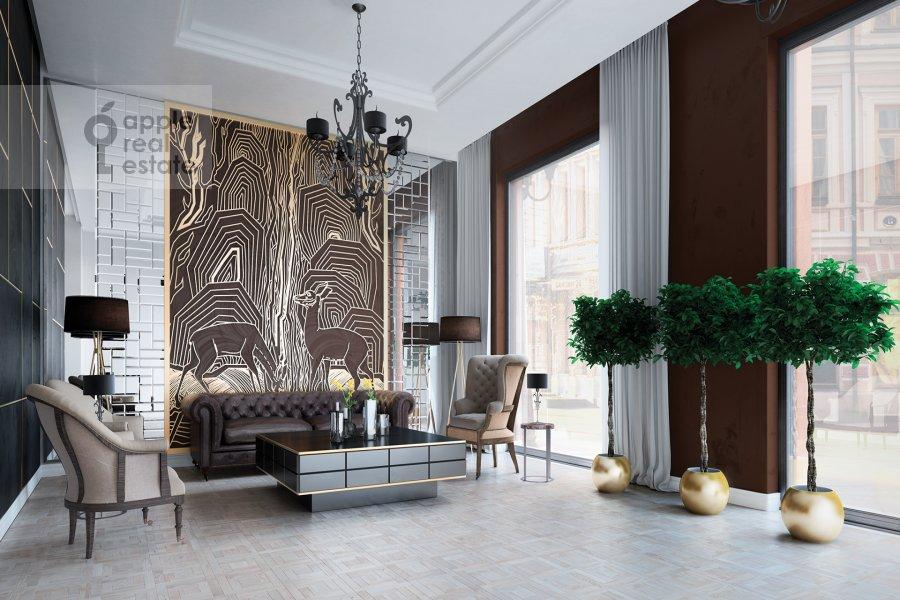 3-room apartment at Vsevolozhskiy per. 5