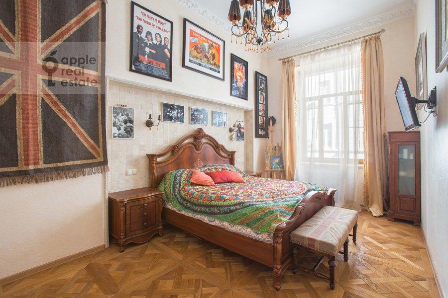 3-комнатная квартира по адресу Солянка ул. 1/2с1