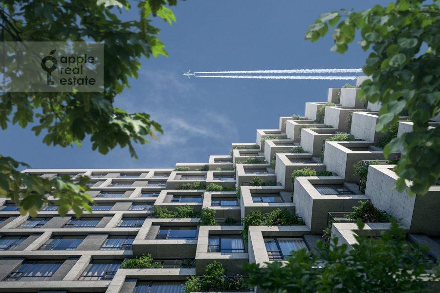 1-room apartment at g. Moskva, Prospekt Mira, vl.95