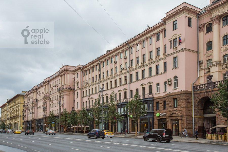 Фото дома 4-комнатной квартиры по адресу Тверская ул 27с2