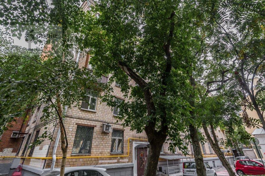 Фото дома 2-комнатной квартиры по адресу Леонтьевский пер. 6