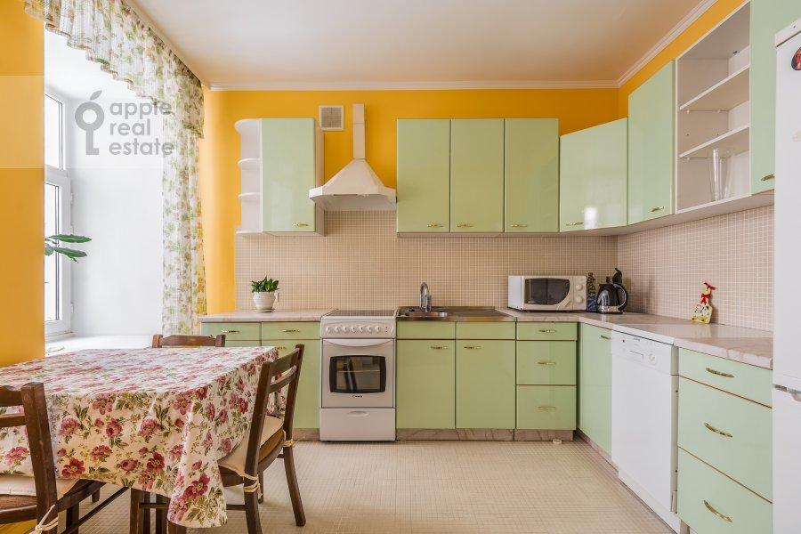 Kitchen of the 2-room apartment at Plotnikov per. 20/21