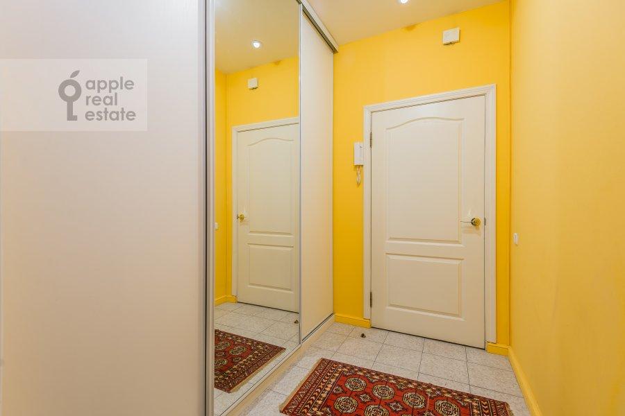 Corridor of the 2-room apartment at Plotnikov per. 20/21