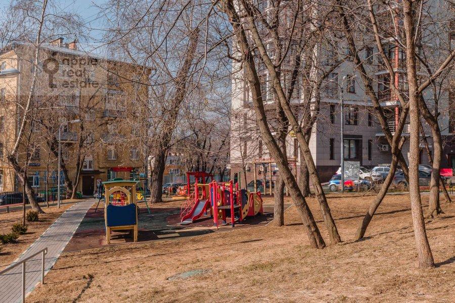 Фото дома 2-комнатной квартиры по адресу Якиманка Большая ул. 54