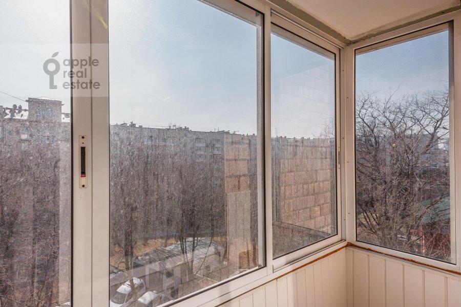 Балкон / Терраса / Лоджия в 2-комнатной квартире по адресу Якиманка Большая ул. 54