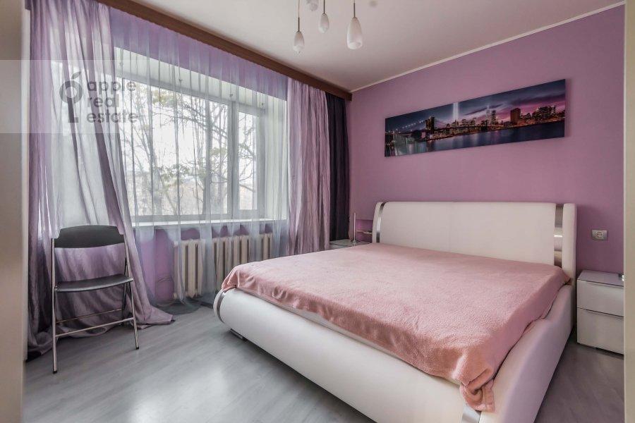 Спальня в 2-комнатной квартире по адресу Бронная Большая ул. 9
