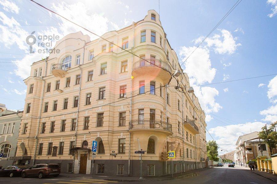 Фото дома 3-комнатной квартиры по адресу Денежный пер. 9