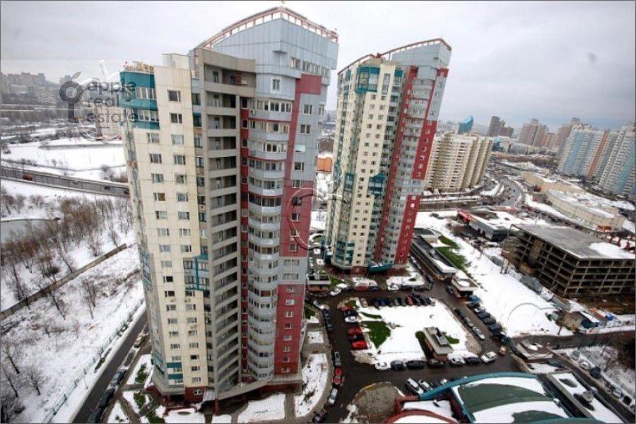 Photo of the house of the 3-room apartment at Koshtoyantsa ul. 20k2