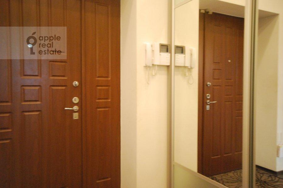Коридор в 1-комнатной квартире по адресу Кутузовский пр-т. 30/32