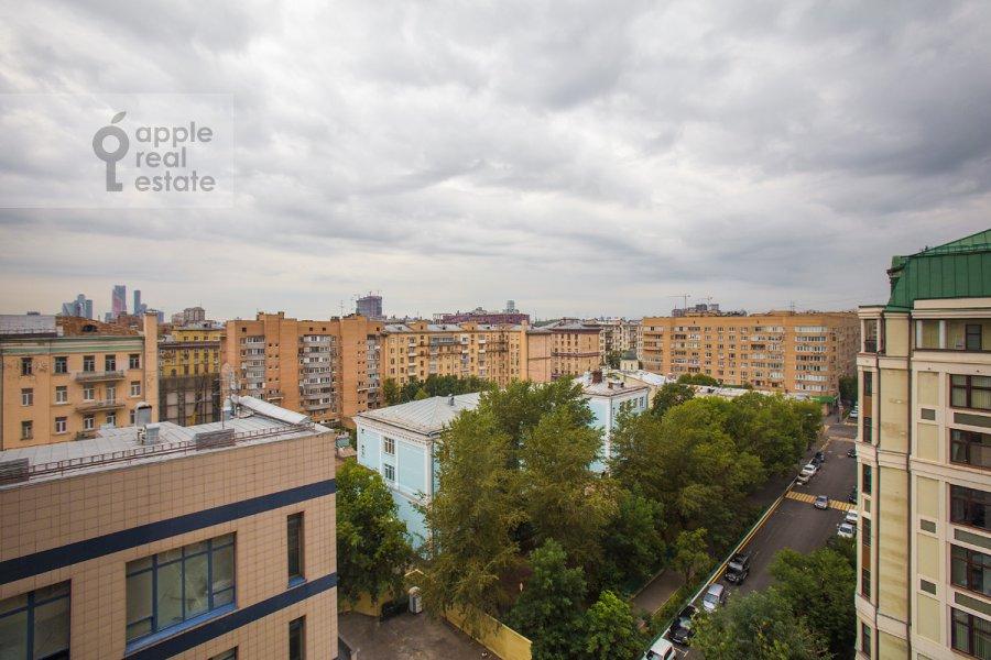 Вид из окна в 6-комнатной квартире по адресу Тверская-Ямская 3-я ул. 44