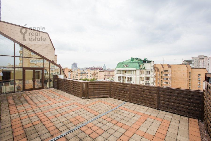 Балкон / Терраса / Лоджия в 6-комнатной квартире по адресу Тверская-Ямская 3-я ул. 44