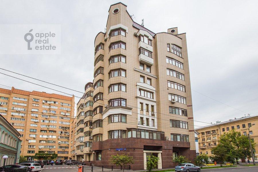 Фото дома 6-комнатной квартиры по адресу Тверская-Ямская 3-я ул. 44