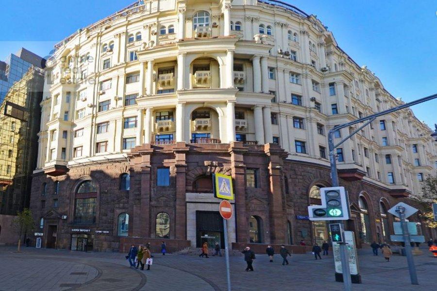 Фото дома 3-комнатной квартиры по адресу Тверская ул. 9