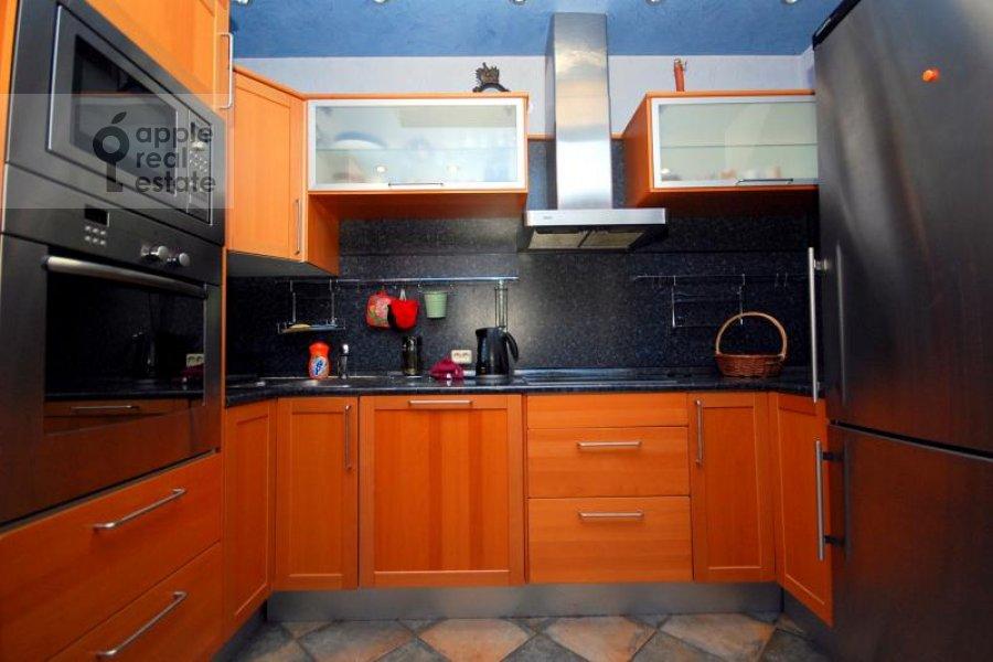 Kitchen of the 2-room apartment at Kozitskiy per. 1A