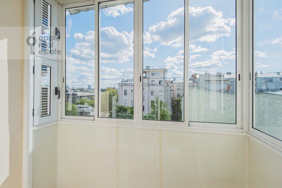 Балкон / Терраса / Лоджия в 6-комнатной квартире по адресу Обыденский 2-й пер. 11