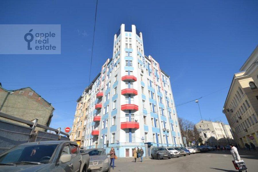 Фото дома 2-комнатной квартиры по адресу Калашный пер. 2/10
