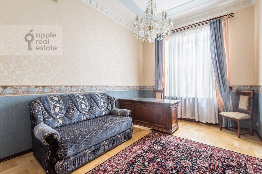 Children's room / Cabinet of the 3-room apartment at Makarenko 2/21s2