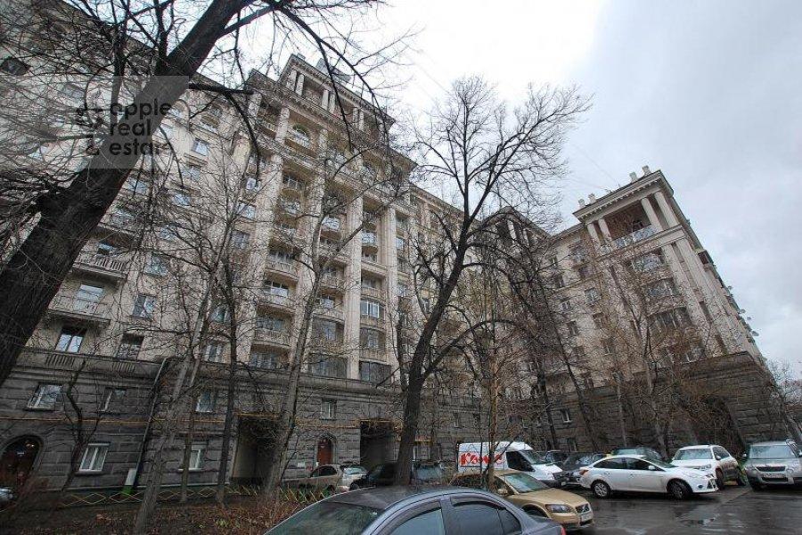 Поэтажный план 4-комнатной квартиры по адресу Тараса Шевченко наб. 1