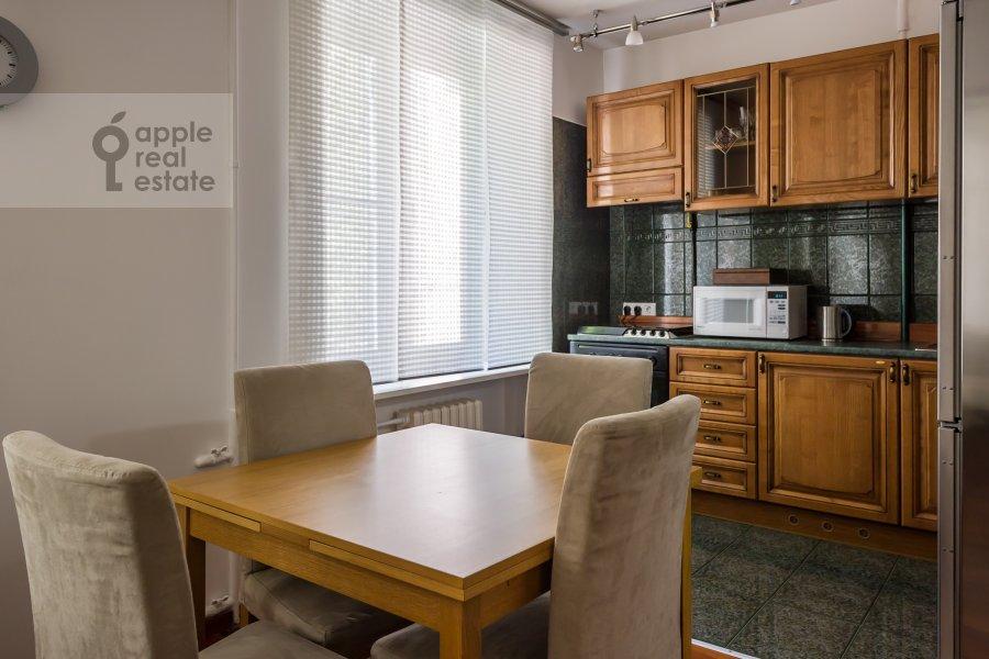 Кухня в 2-комнатной квартире по адресу Воронцово Поле ул. 16с5