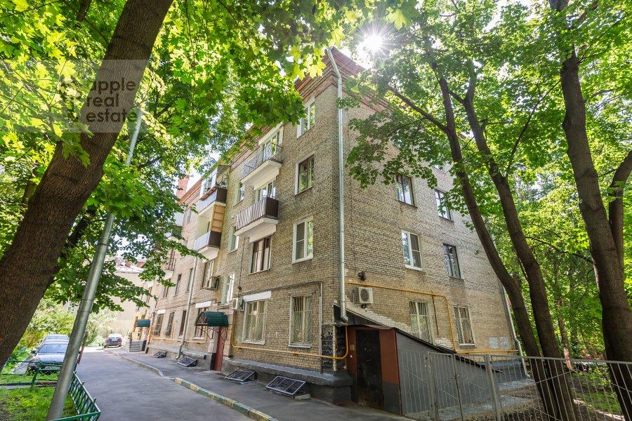 Фото дома 2-комнатной квартиры по адресу Воронцово Поле ул. 16с5
