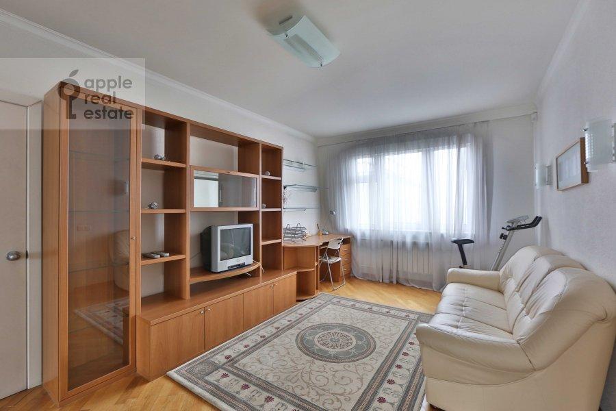 Детская комната / Кабинет в 5-комнатной квартире по адресу Сергея Макеева ул. 1