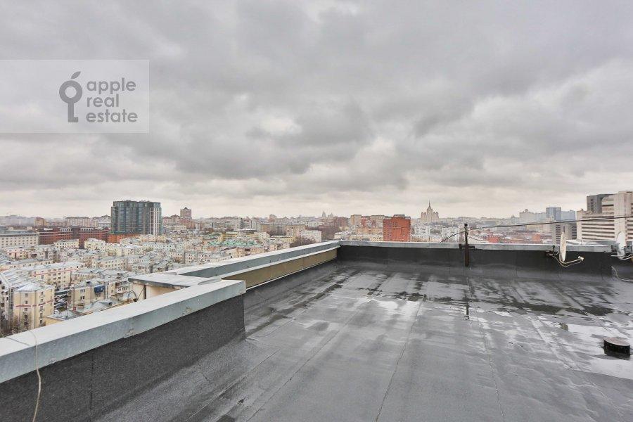 Балкон / Терраса / Лоджия в 5-комнатной квартире по адресу Сергея Макеева ул. 1